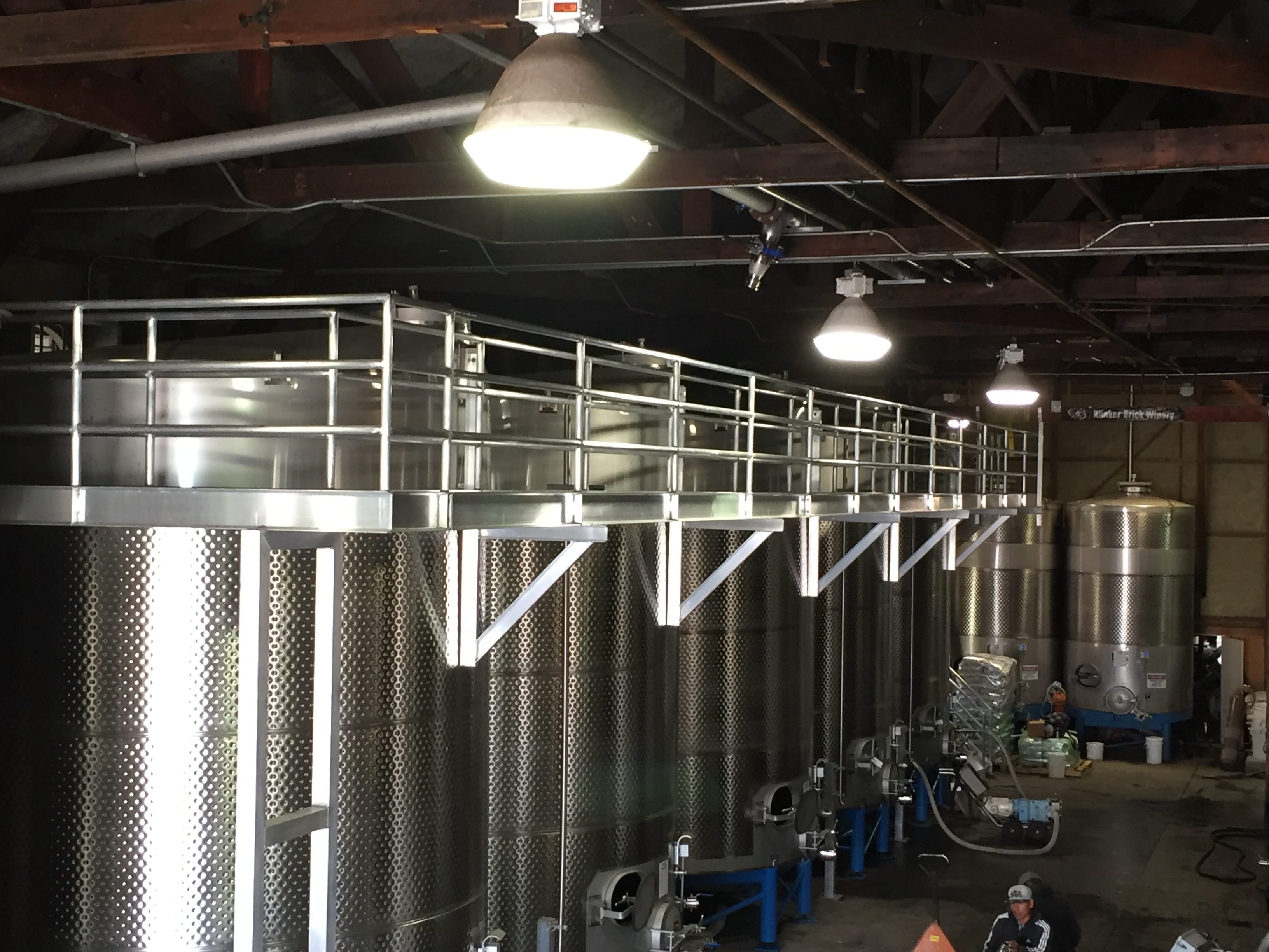 Winery | Sonnikson and Stordahl Construction